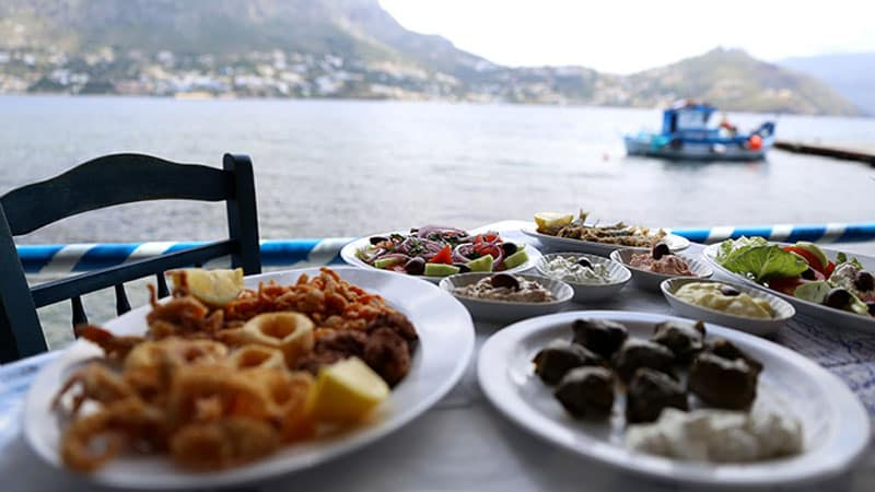 greek food guide specialties
