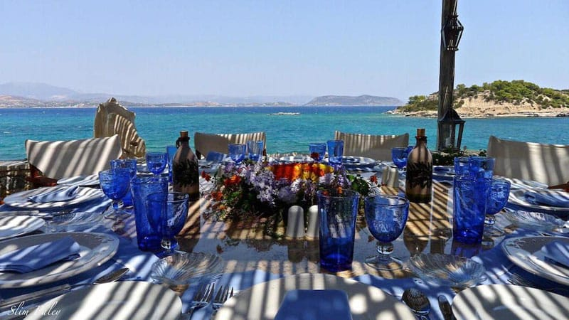 greek food guide zante