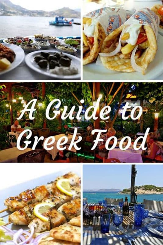 greek food guide