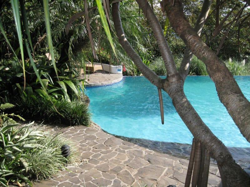 green travel pool