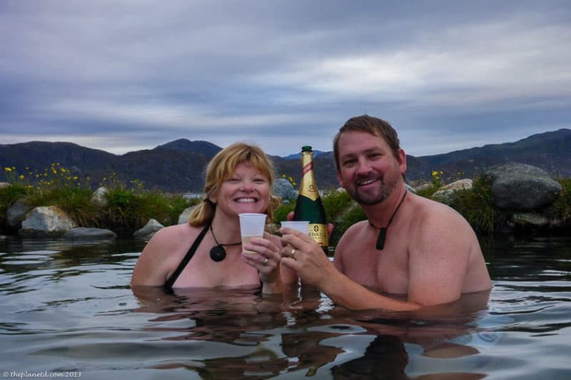 greenland hot springs champagne
