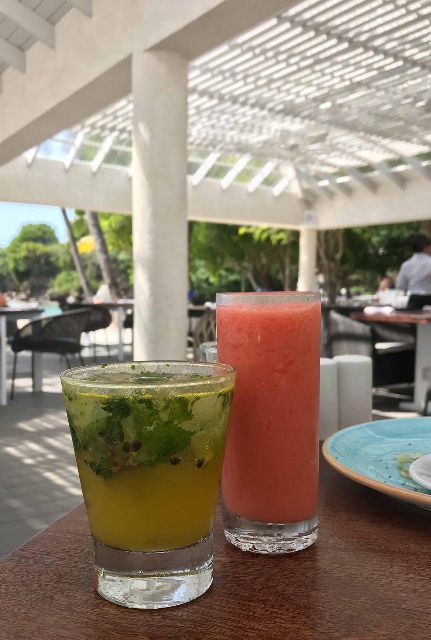 things to do in grenada food and drink