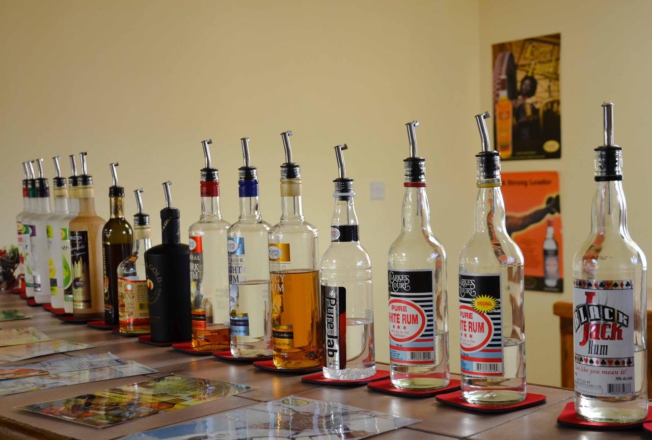 grenada tours rum distilleries