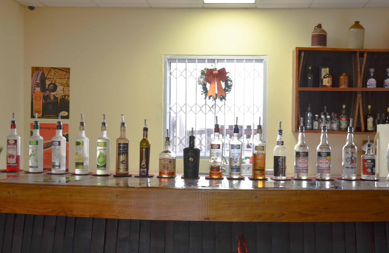grenada points of interest rum distillery