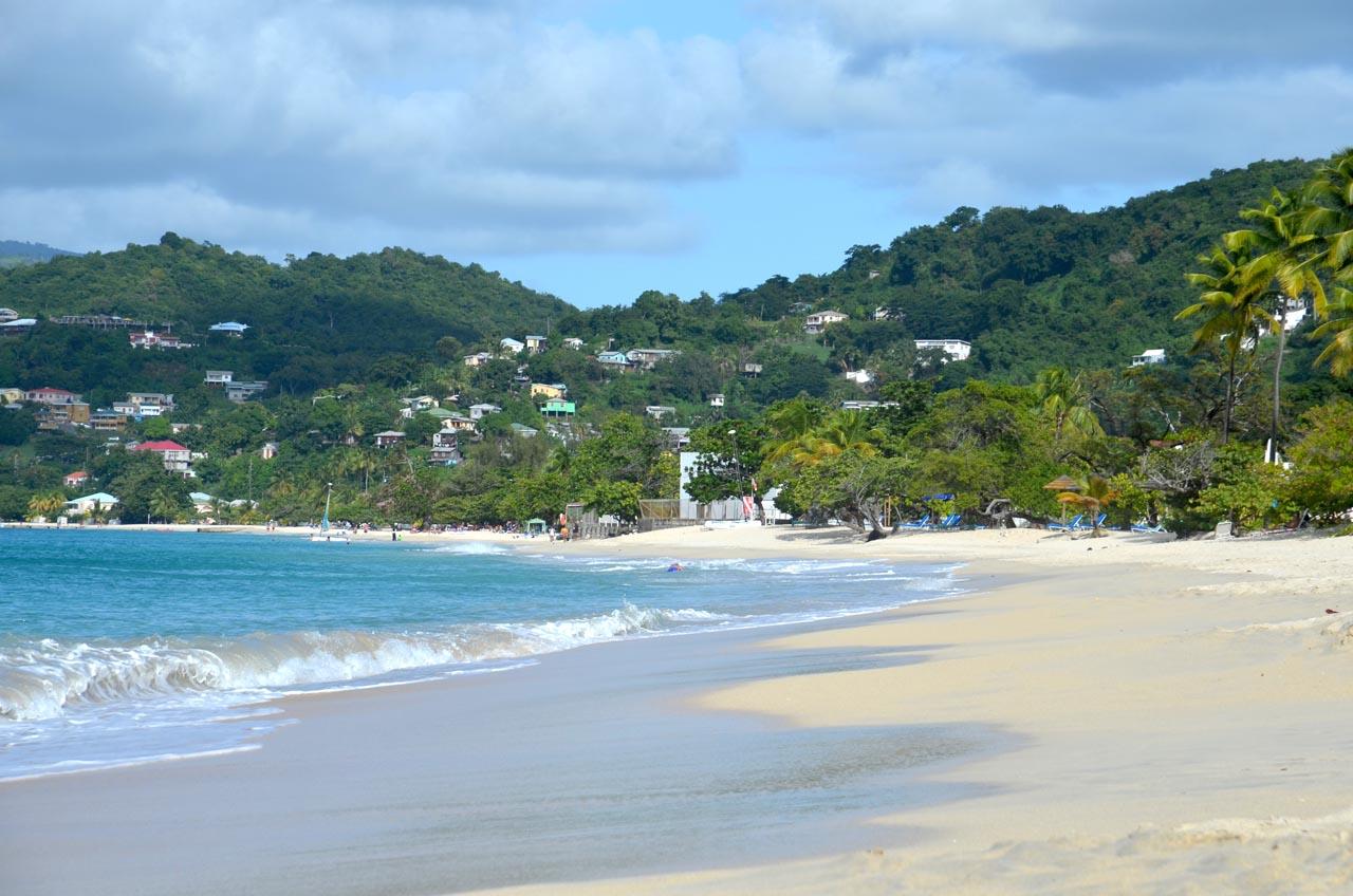 grenada island beaches