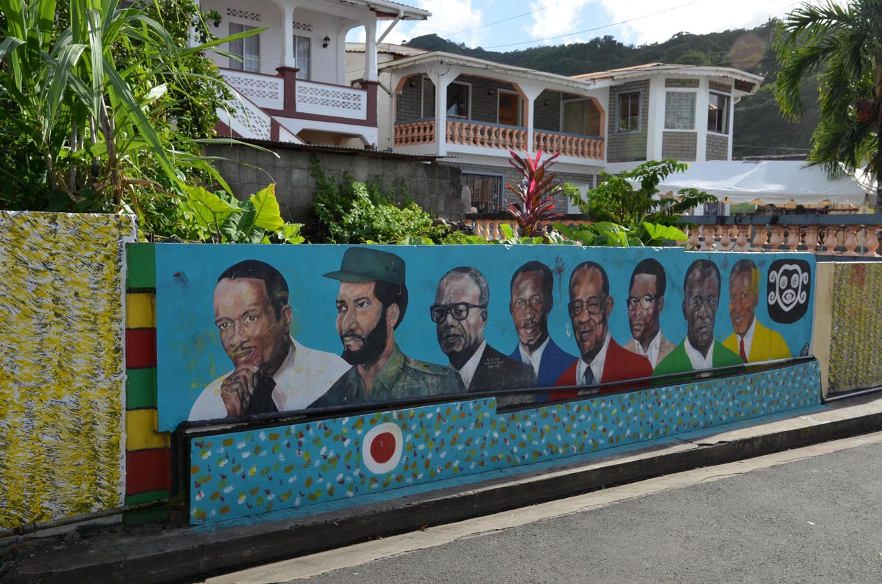 about grenada independence prime ministers