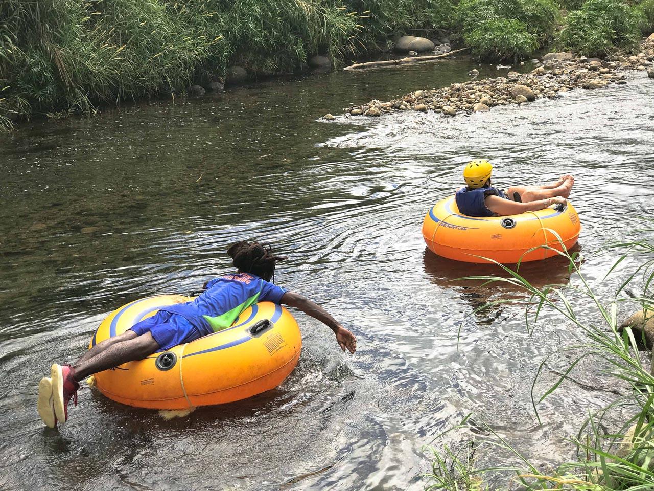 grenada tours river tubing