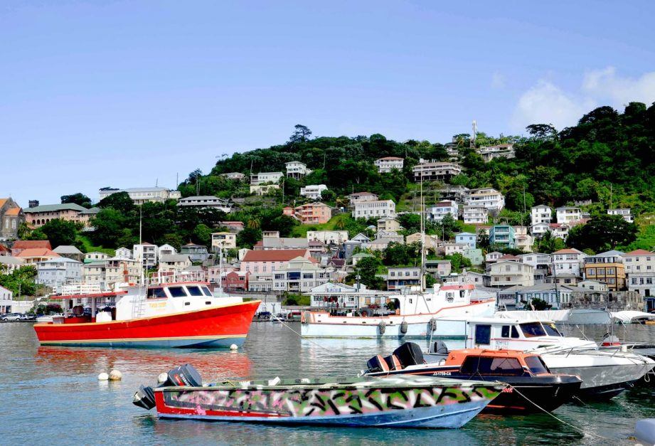 things to do in grenada st georges