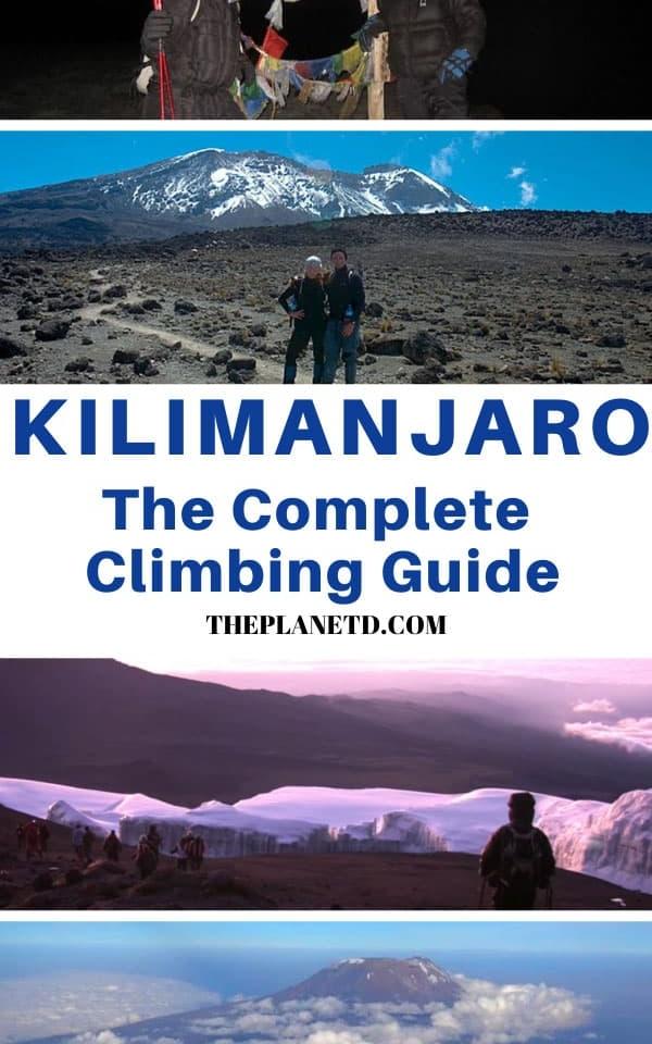 guide to climbing mount kilimanjaro