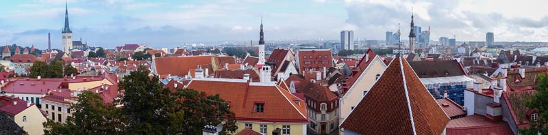 Scandinavia Tour Tallinn Estonia