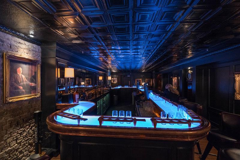 guinness storehouse tour bar