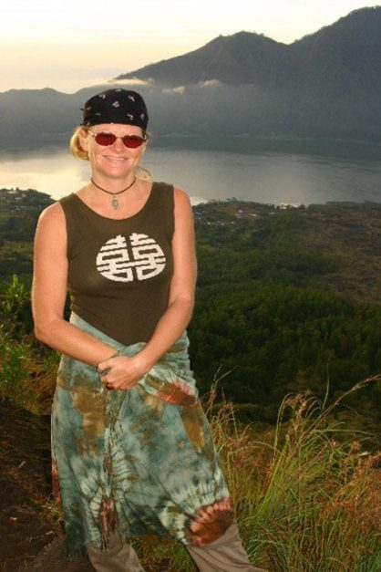 climbing mount batur bali
