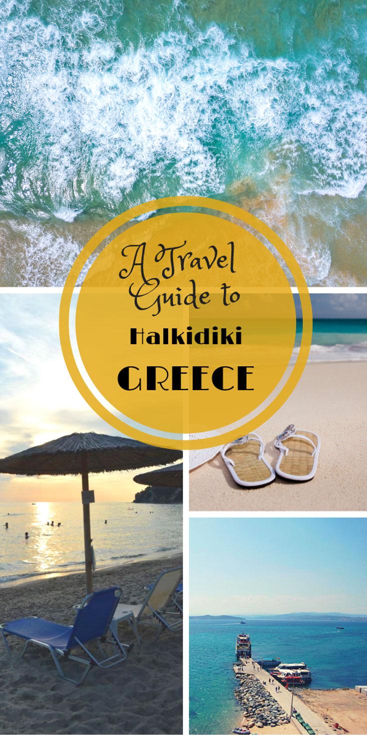 halkidiki greece guide