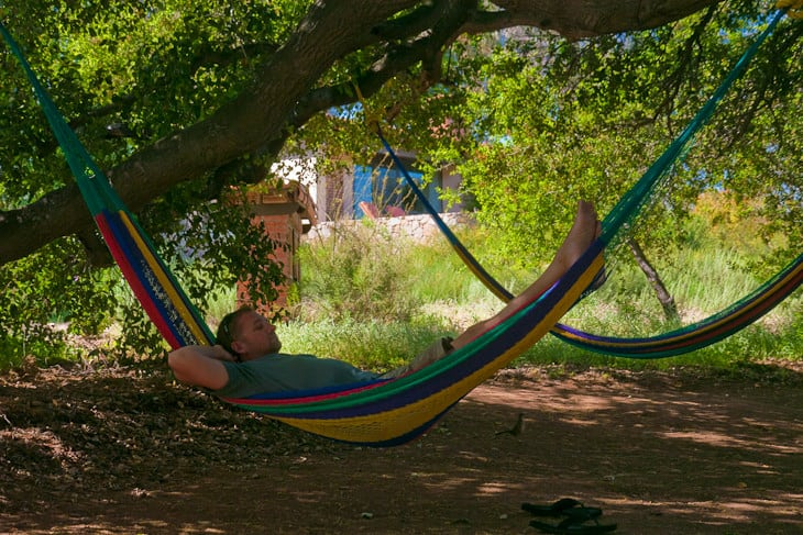 gifts for travel hammock