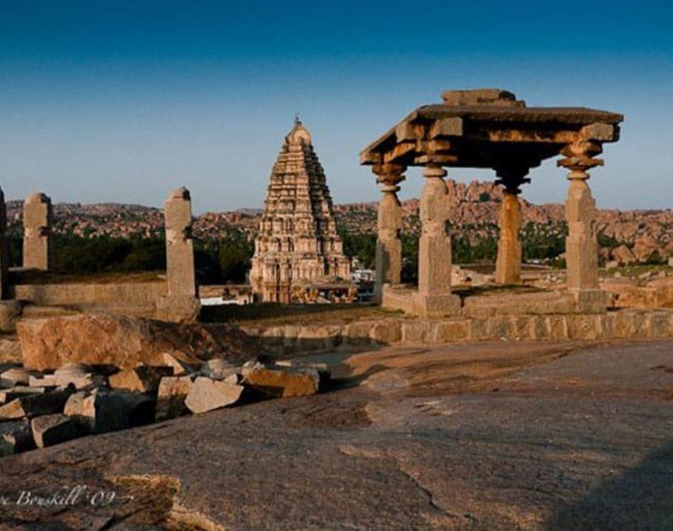 Hampi Ruins – Discover the Ancient Temples of Karnataka