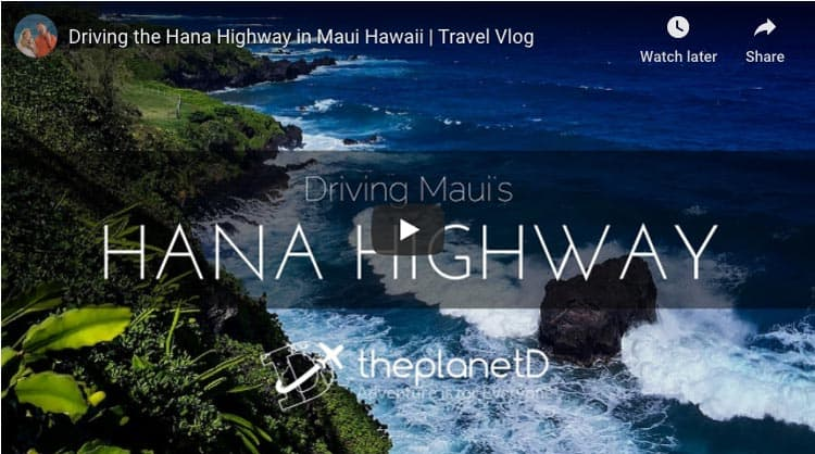 hana highway road trip | stops on the hana highway