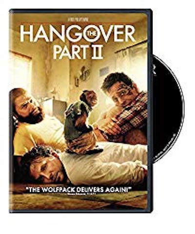 comedy movies base in another country | hangover part II