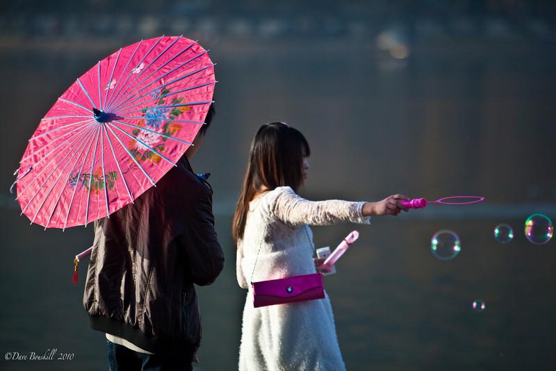 hangzous west lake umbrella