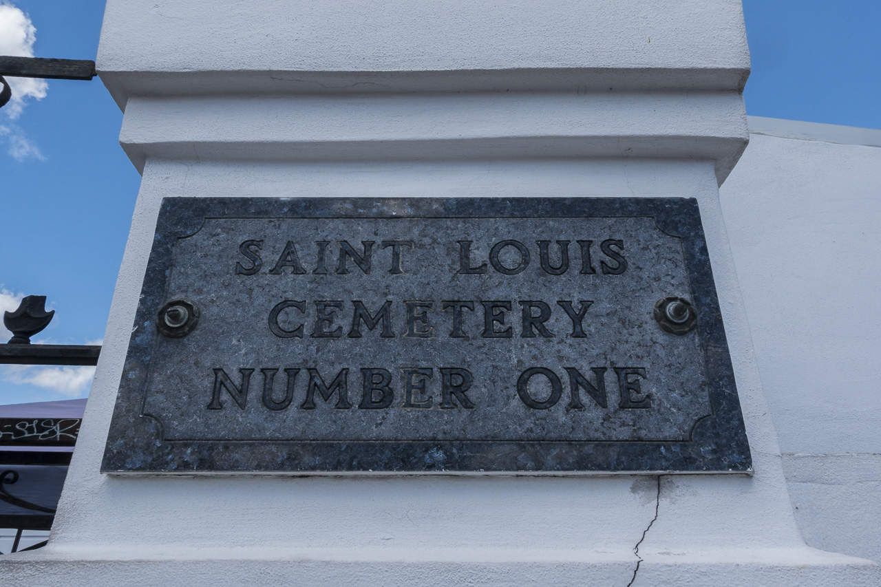 Haunted New Orleans: Saint Louis Cemetery No 1