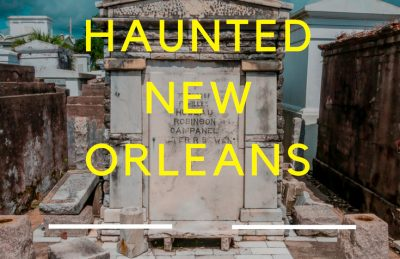 haunted new orleans pin