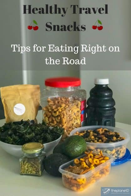 best travel snacks healthy ideas and tips