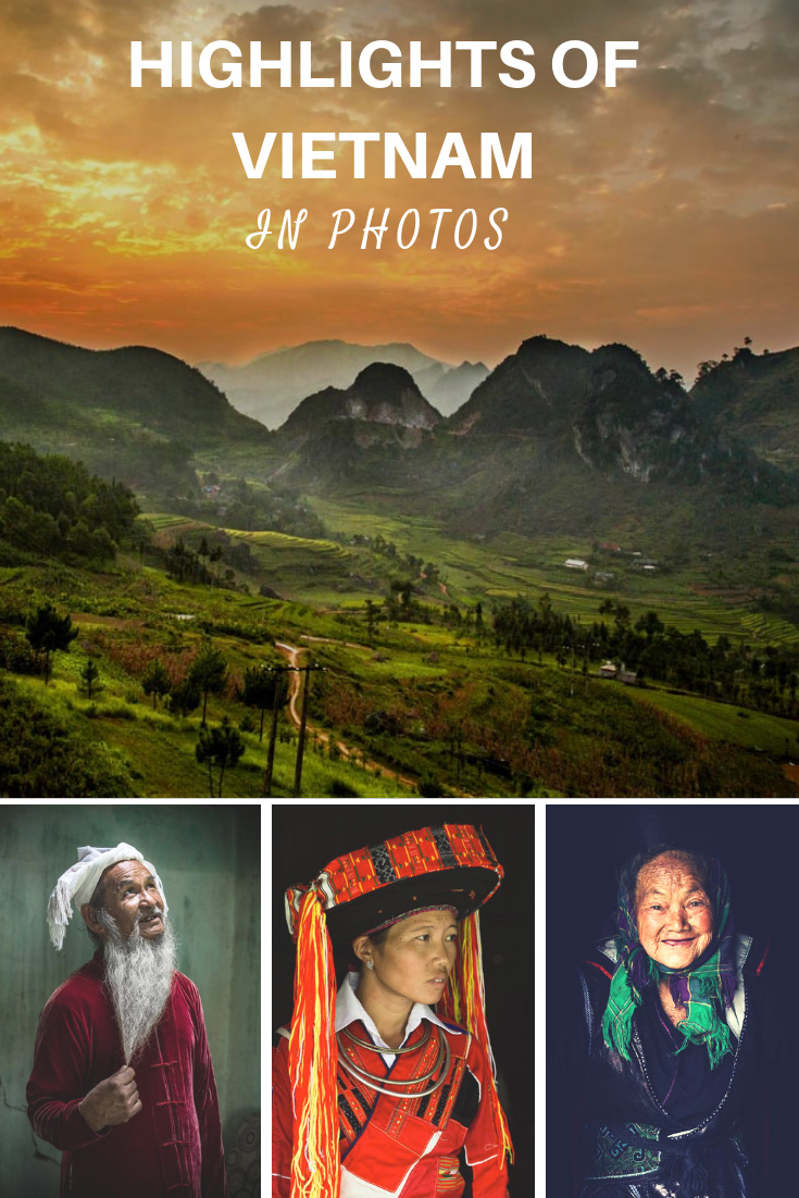 Highlights of Vietnam Travel From French Photographer Réhahn