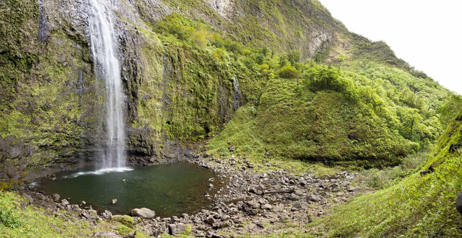 Hanakapiai Falls hike kauai