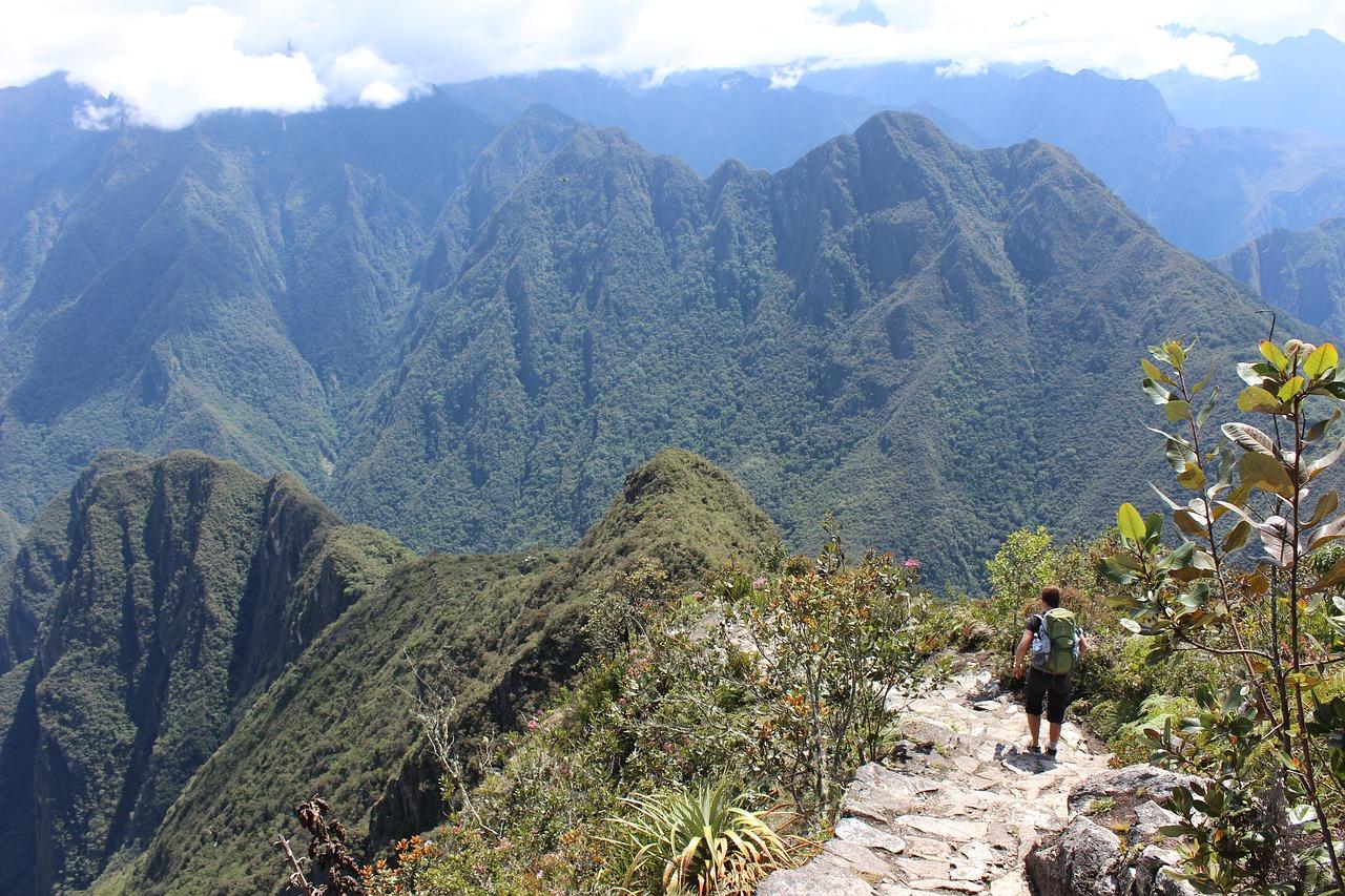 Image result for Climb to Machu Picchu, Peru