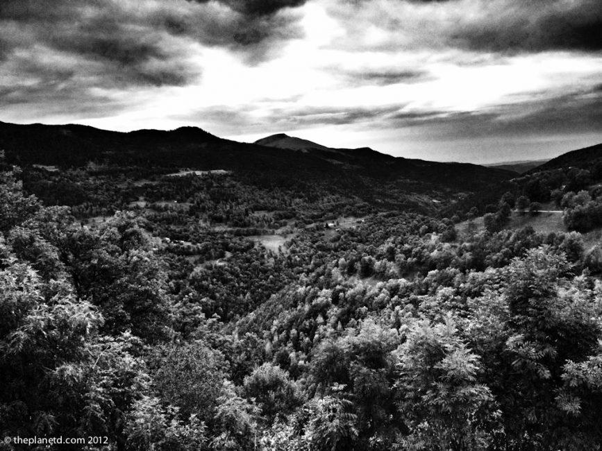 pyrenees of spain