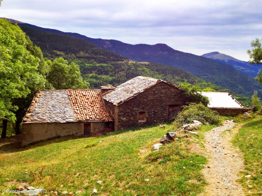 Travel Photos, Spain Pyrenees