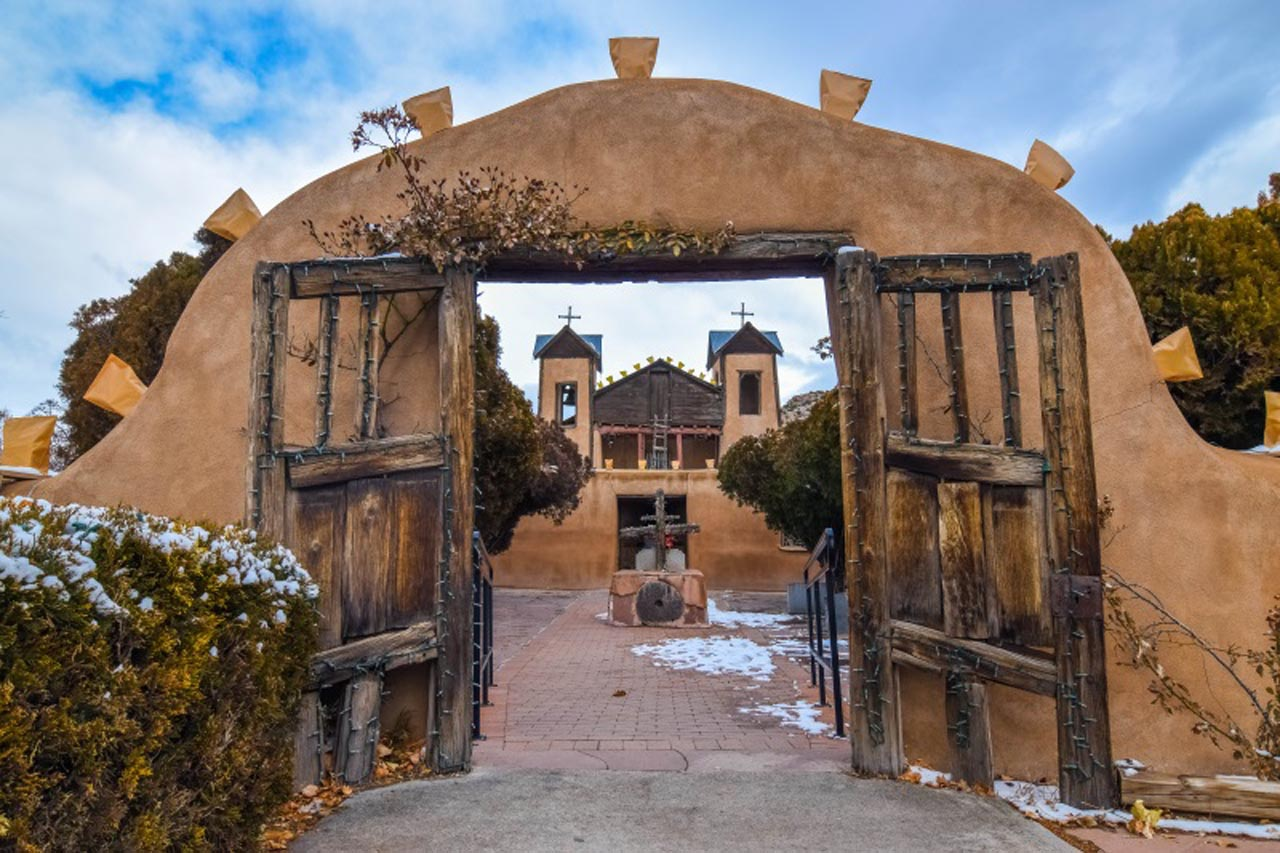 The Very Best Historic Sites in New Mexico