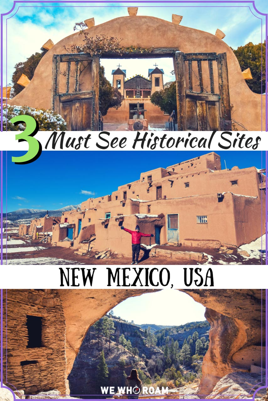 Must See Historical Sites of New Mexico