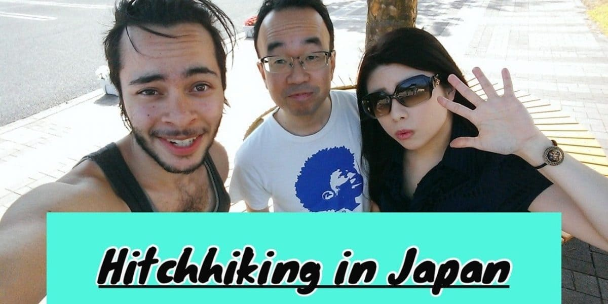 Hitchhiking in Japan content