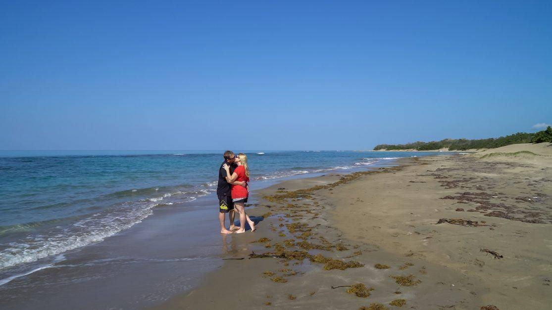 honeymoon in jamaica