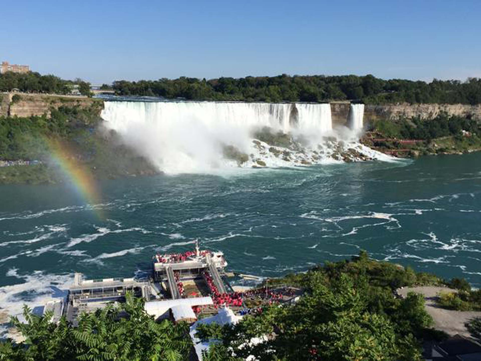 things to do in niagara falls hornblower