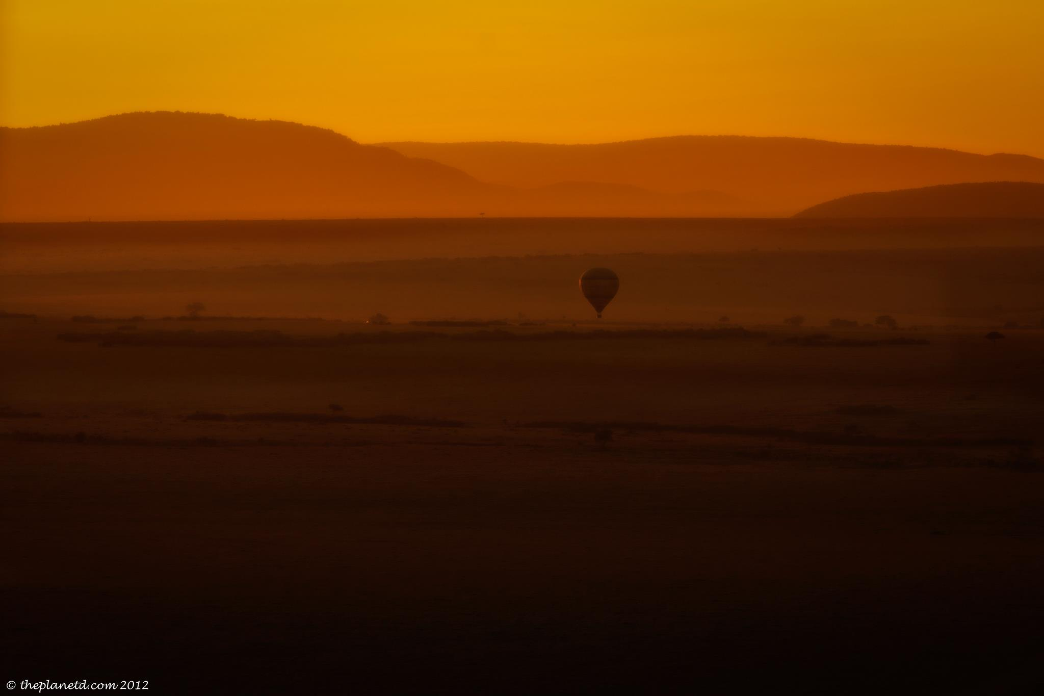 hot air balloon adventure travel