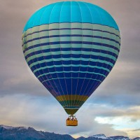 Hot Air Ballooning Spain