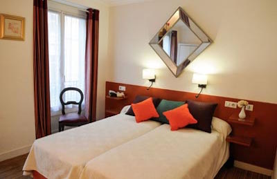 paris accommodation hotel sanguine