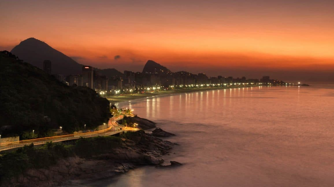 hotels rio sunset on the beach