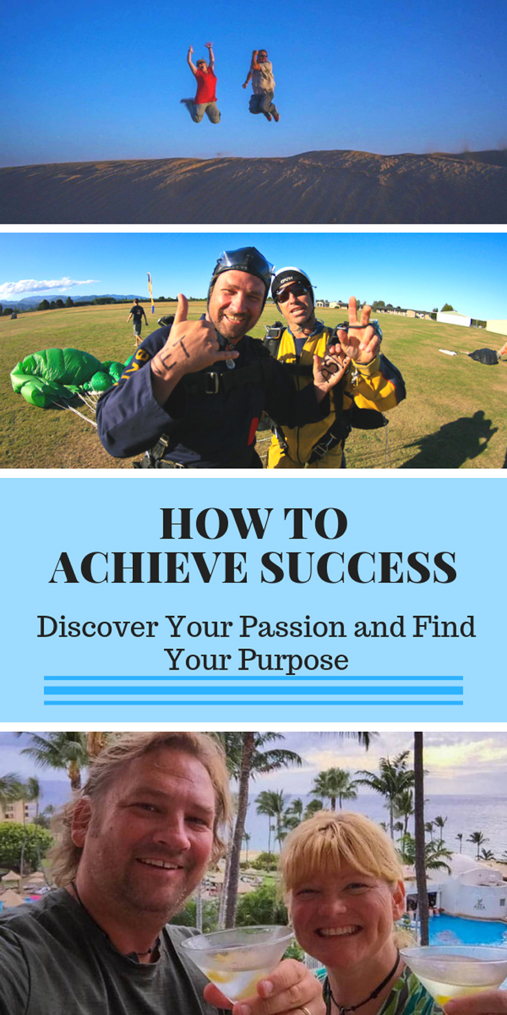 How to Be Successful, Achieve Your Dreams and Find Your passion