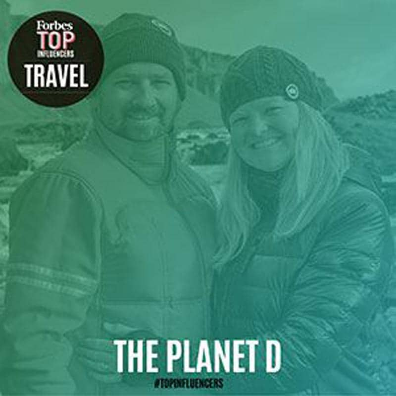 top travel bloggers dave and deb