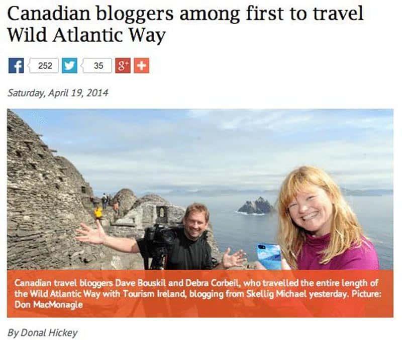 social media to make money blogging
