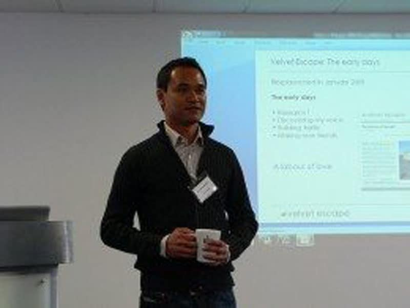 keynote speaking at travel conference in manchester