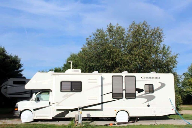 how to choose an rv for full time rving