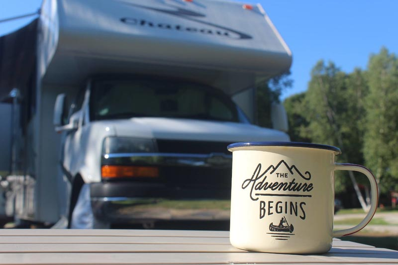 tips for living in an rv