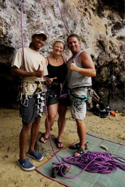 raleigh rock climbing