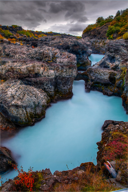 gorge iceland