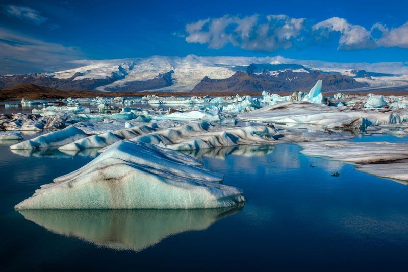pics of Iceland jokulsarlon glacier lagoon