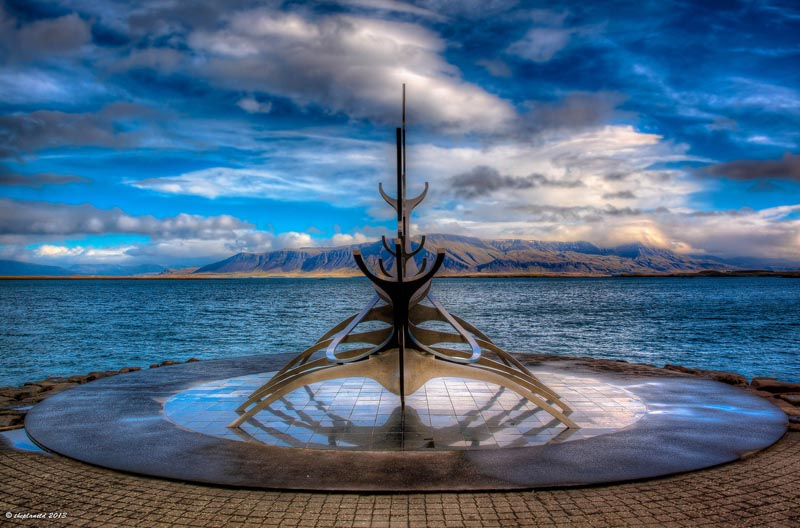 picture of Iceland Sun voyager