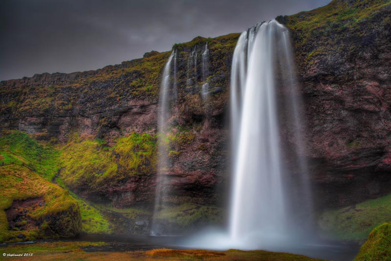 iceland photography seljalandsfoss